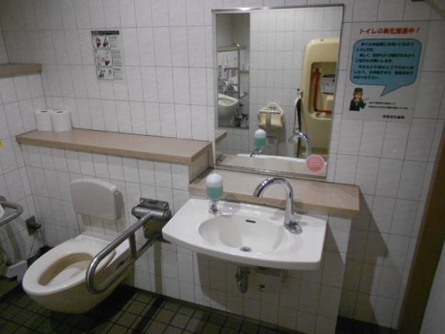 08-11 烏丸御池駅(K08・T13)トイレ(08)