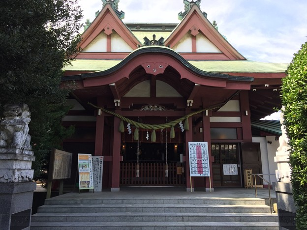 10月_八幡八雲神社 2
