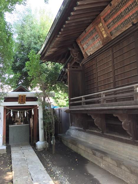 10月_八幡八雲神社 3