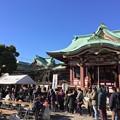 Photos: 1月_平井諏訪神社 1