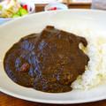 Photos: cafe pino カフェピノ ポークカレーセットランチ 広島市南区的場町1丁目
