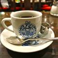 朝日珈琲サロン ランチ コーヒー coffee 広島市中区堀川町