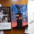 Photos: 焼き場に立つ少年は何処へ 長崎新聞社 Where is the Boy of Cremation Site 猿猴橋復元物語 山を動かす
