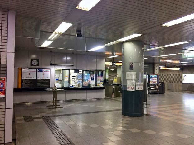 アストラムライン県庁前駅 改札 広島市中区基町 2018年18日