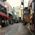 広島市中区立町 中の棚商店街 2017年1月3日