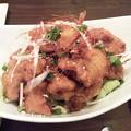 Photos: やんばる若鶏の香味揚げ!