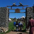 13世紀村「道具造りの村」