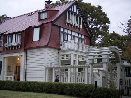 デ・ラランデ邸外観