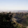 Photos: 稲荷山山頂から(2)