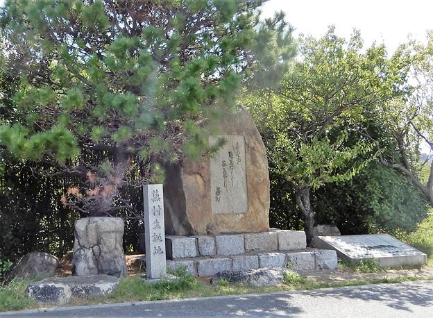 蕪村句碑 (1)