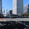 写真: 梅新交差点