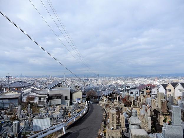 墓地からの眺め (2)