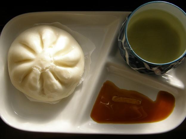 オール北海道産 昆布茶・・・肉まんセット!?
