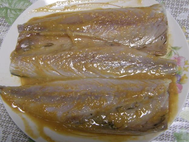 円熟こうじみその鯖の味噌漬け
