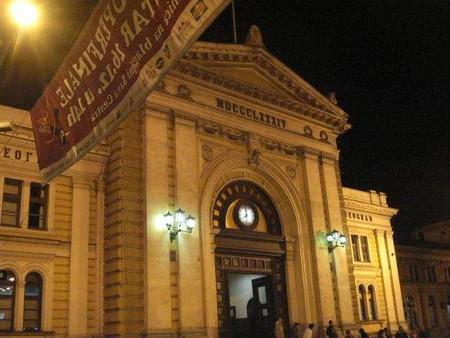 ベオグラード駅(1)