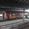 写真: スコピエ駅