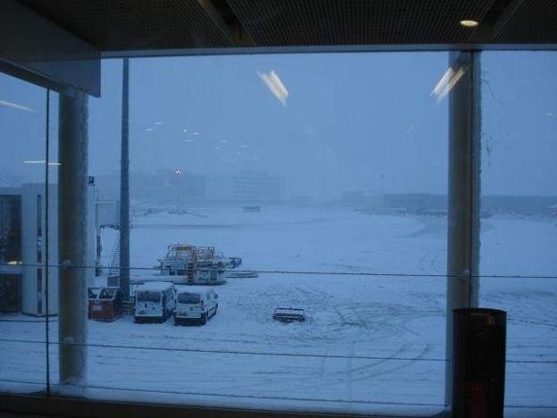ド・ゴール空港