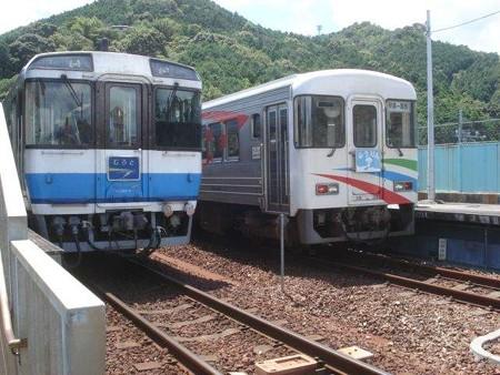海部駅(2)