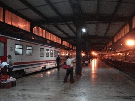ハイダル・パシャ駅(1)