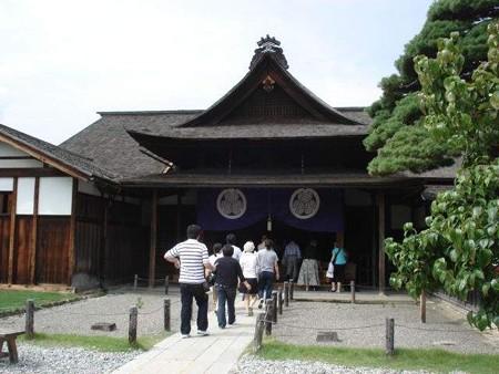 高山陣屋(1)