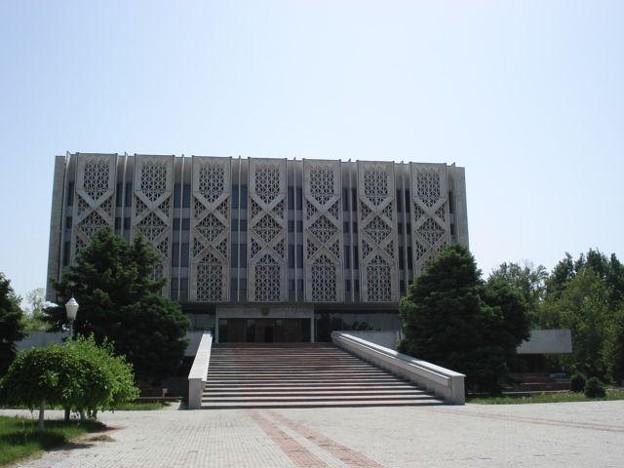 写真: ウズベキスタン歴史博物館