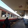 写真: トリノ行きFB(ピサ駅)