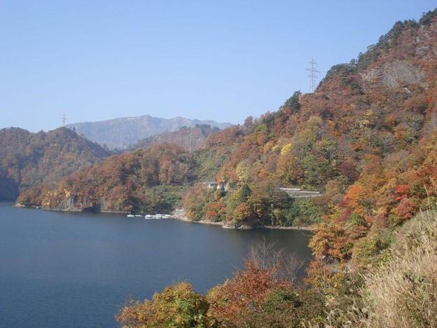 田子倉湖(1)