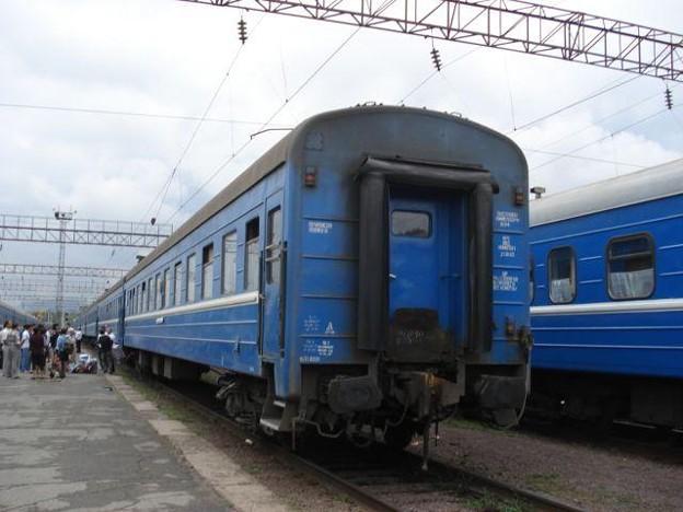 ヌクス行きN321列車(1)
