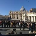 写真: サン・ピエトロ広場