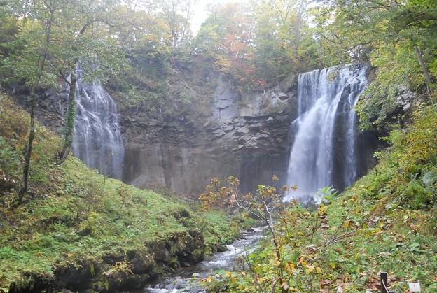 アシリベツの滝 (4)