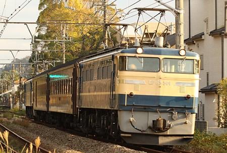 EF65-501+旧客2B+EF60-19