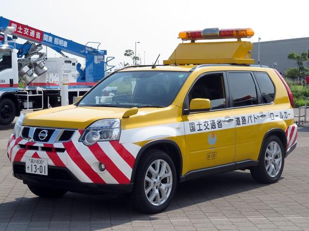 217 国土交通省 道路パトロールカー