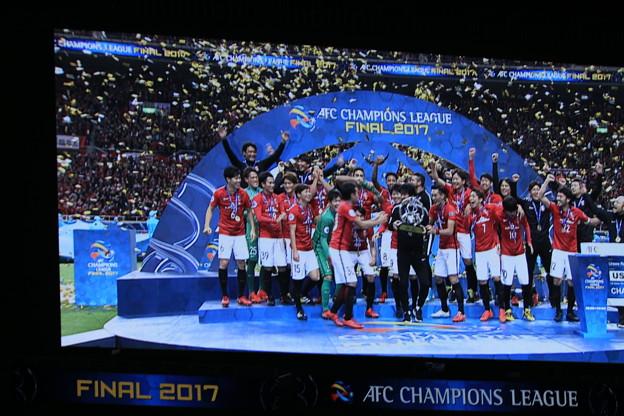 アジアのチャンピオン(^^♪