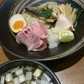 写真: 寿製麺よしかわ 秋刀魚つけそば