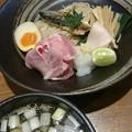 寿製麺よしかわ 秋刀魚つけそば