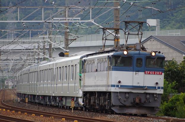 東京メトロ甲種輸送 IMGP6117