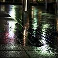 Photos: 雨の公園 NEX-5 FD50 F1.4