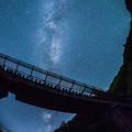 写真: 天の川