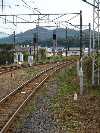 下野大沢駅4