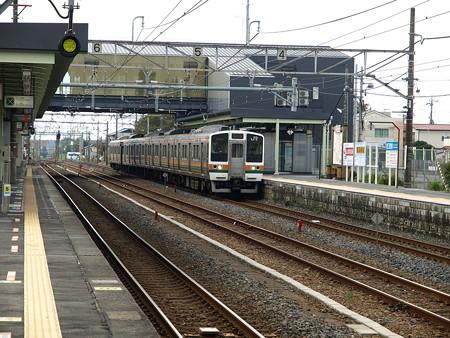 211系(宝積寺駅)5