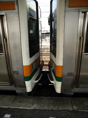 211系(宝積寺駅)10