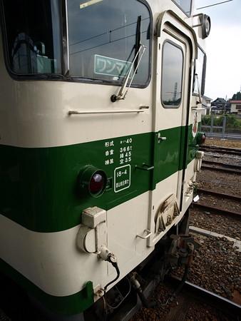 キハ40(宝積寺駅)4