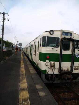 キハ40烏山線(仁井田)7