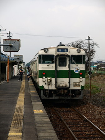 キハ40烏山線(仁井田)11