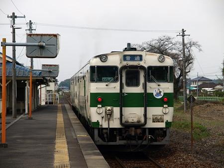 キハ40烏山線(仁井田)12