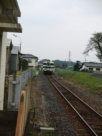 キハ40(仁井田駅)2