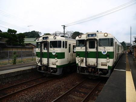 キハ40(大金駅)1