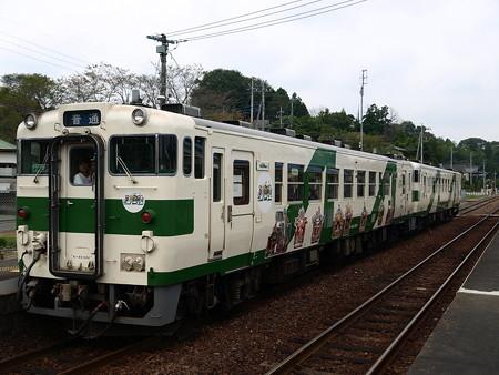 キハ40(大金駅)8