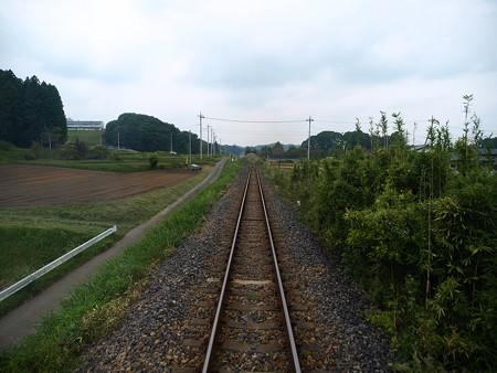 烏山線の車窓(大金→小塙)2