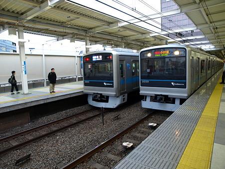 小田急線(町田駅)4
